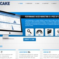Cake Marketing Affiliate Software image