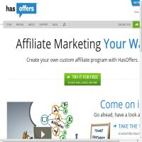 HasOffers Affiliate Tracking image